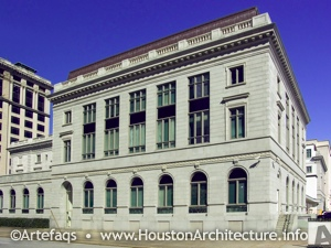 United States Post Office - Sam Houston Station in Houston, Texas