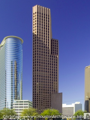 Wedge International Tower in Houston, Texas