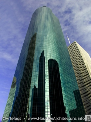 Wells Fargo Bank Plaza in Houston, Texas