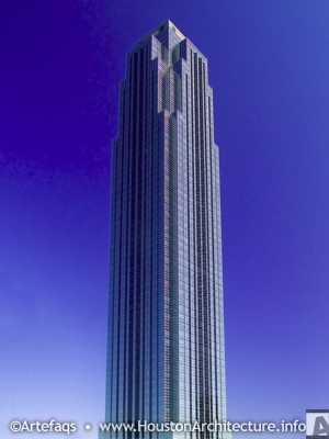 Williams Tower in Houston, Texas