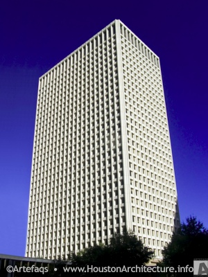 Photo of One Allen Center in Houston, Texas