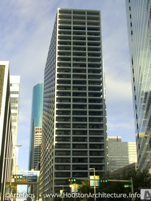 One City Centre in Houston, Texas