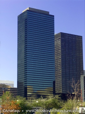 LyondellBasell Tower in Houston, Texas