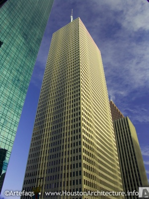 1 Shell Plaza in Houston, Texas