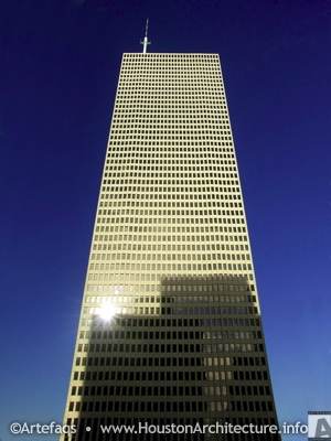 Photo of 1 Shell Plaza in Houston, Texas