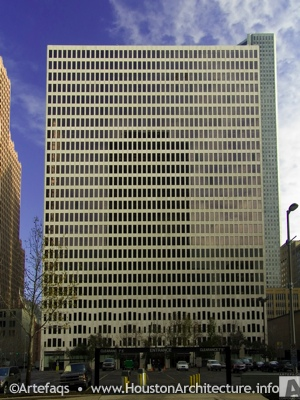 Two Shell Plaza in Houston, Texas