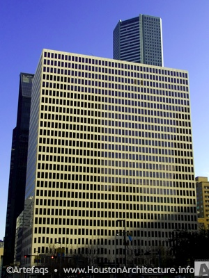Photo of Two Shell Plaza in Houston, Texas