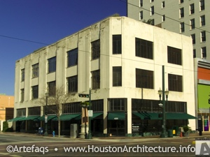 Byrd Building in Houston, Texas