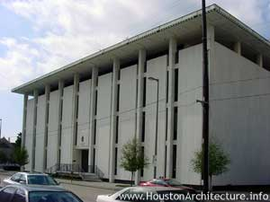 Chancery of the Roman Catholic Diocese of Galveston-Houston in Houston, Texas
