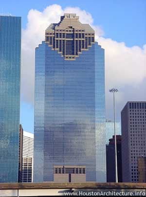 Heritage Plaza in Houston, Texas