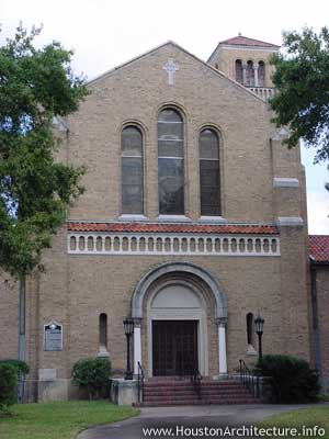 First Evangelical Lutheran Church in Houston, Texas