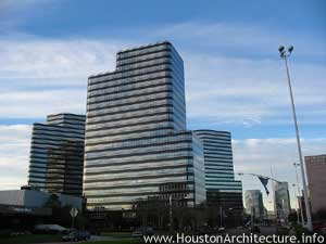 One Post Oak Central in Houston, Texas