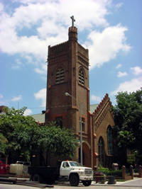 Christ Church in Houston, Texas