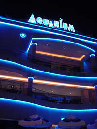 Photo of Downtown Aquarium in Houston, Texas