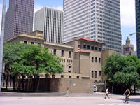 Photo of Houston Public Library Julia Ideson Building in Houston, Texas
