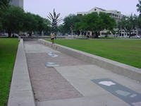Photo of Market Square in Houston, Texas