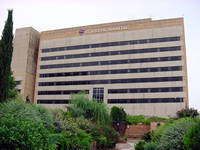 Saint Joseph Hospital George W. Strake Building in Houston, Texas