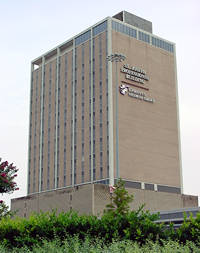 Saint Joseph Hospital Professional Building in Houston, Texas
