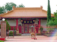 Sun Young Taoist Temple in Houston, Texas
