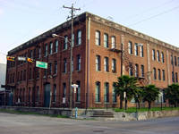 Wagon Works Building in Houston, Texas