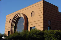 Photo of Wortham Center in Houston, Texas