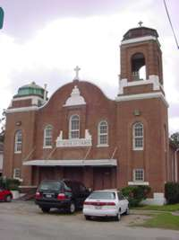 Saint Nicholas Catholic Church in Houston, Texas