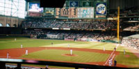 Photo of Minute Maid Park in Houston, Texas