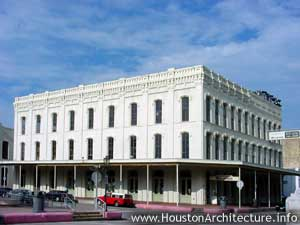 Photo of Dargan & Tobyn, and Frosh Buildings in Galveston, Texas