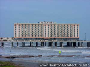 Photo Of Flagship Hotel In Galveston Texas