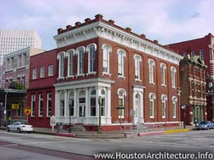 Galveston Arts Center in Galveston, Texas