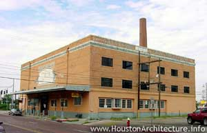 Galveston Ice & Cold Storage Building in Galveston, Texas