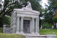 Photo of Glenwood Cemetery in Houston, Texas