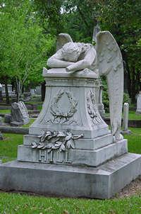 Photo of Glenwood Cemetery in Houston, Texas