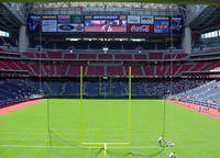 Photo of Reliant Stadium in Houston, Texas
