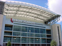 Photo of NRG Stadium in Houston, Texas