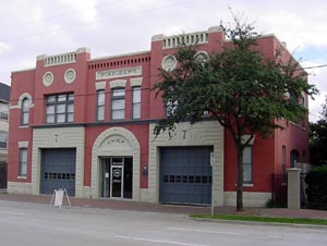 Photo of Houston Fire Museum in Houston, Texas