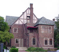 Photo of The Kirby House in Houston, Texas