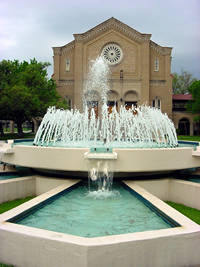 Photo of South Main Baptist Church in Houston, Texas