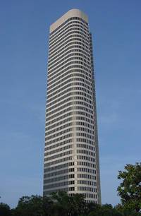 Photo of America Tower in Houston, Texas