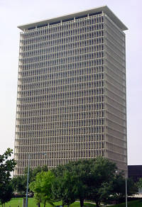 Wortham Tower in Houston, Texas