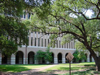 Rice University Allen Center for Business Activities in Houston, Texas