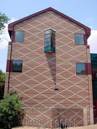 Photo of Rice University Herring Hall in Houston, Texas