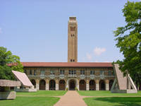 Rice University Mechanical Laboratory in Houston, Texas