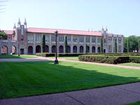 Photo of Rice University Sewall Hall in Houston, Texas