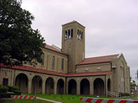 Saint Matthew Lutheran Church in Houston, Texas