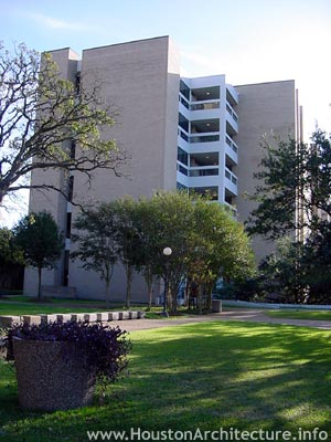 University of Houston Agnes Arnold Hall in Houston, Texas