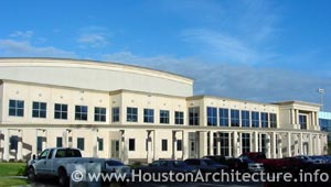 University of Houston Athletics and Alumni Center in Houston, Texas