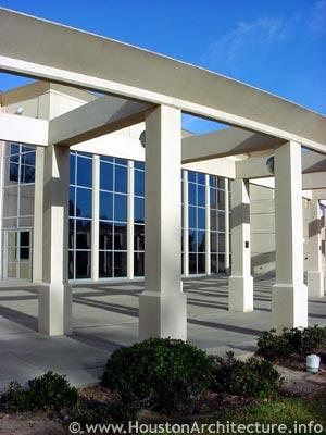 Photo of University of Houston Athletics and Alumni Center in Houston, Texas