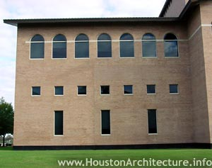 Photo of University of Houston College of Architecture Building in Houston, Texas
