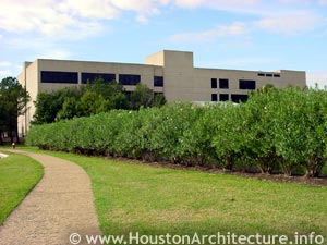 University of Houston Cullen College of Engineering North Annex in Houston, Texas